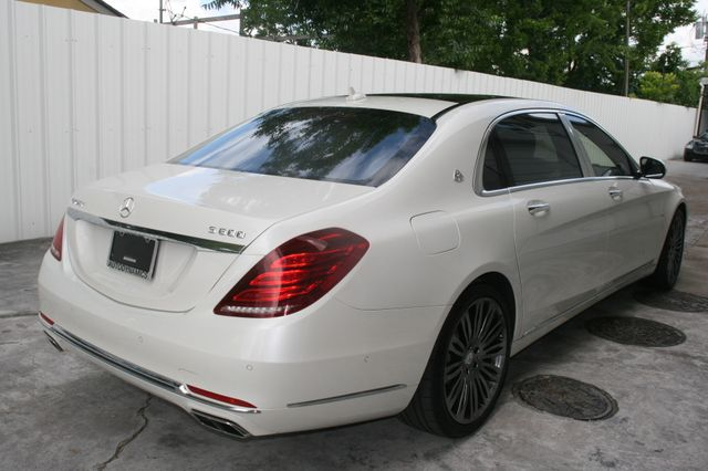 2016 Mercedes-Benz Maybach S 600 Houston, Texas 3