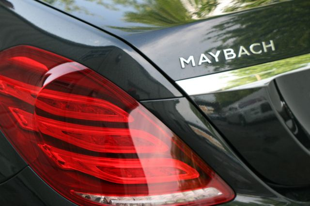 2016 Mercedes-Benz Maybach S 600 Houston, Texas 14