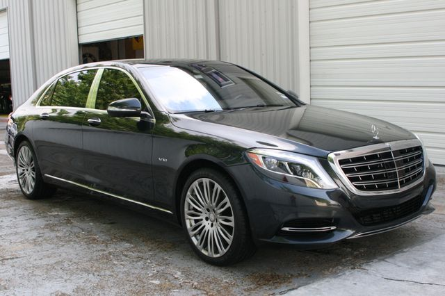 2016 Mercedes-Benz Maybach S 600 Houston, Texas 2