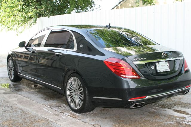 2016 Mercedes-Benz Maybach S 600 Houston, Texas 5