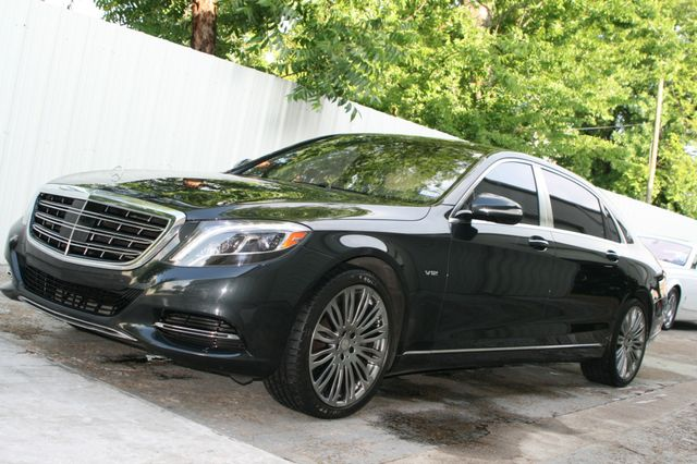 2016 Mercedes-Benz Maybach S 600 Houston, Texas 6