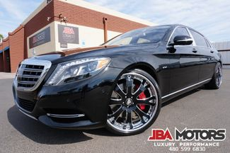 2016 Mercedes-Benz Maybach S600 S Class 600 Sedan | MESA, AZ | JBA MOTORS in Mesa AZ