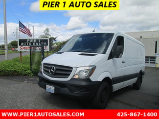 2016 Mercedes-Benz Sprinter Cargo Vans Seattle, Washington
