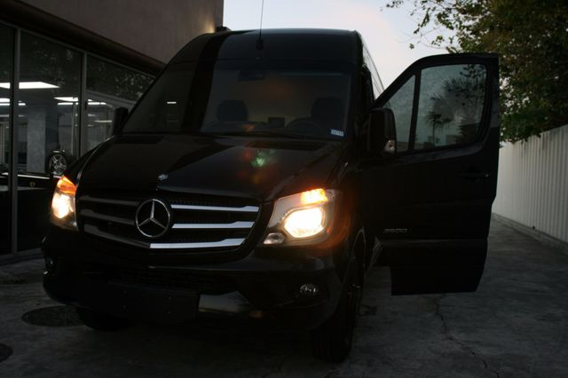 2016 Mercedes-Benz Sprinter Chassis-Cabs Custom Houston, Texas 12