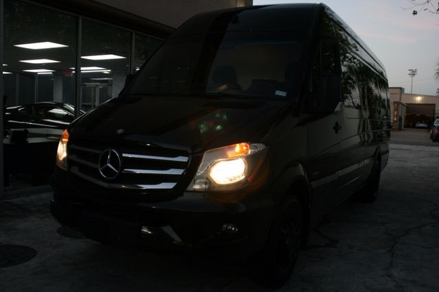 2016 Mercedes-Benz Sprinter Chassis-Cabs Custom Houston, Texas 13