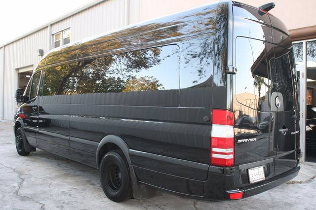 2016 Mercedes-Benz Sprinter Chassis-Cabs Custom Houston, Texas 2