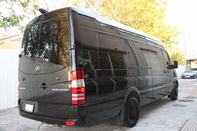 2016 Mercedes-Benz Sprinter Chassis-Cabs Custom Houston, Texas 4