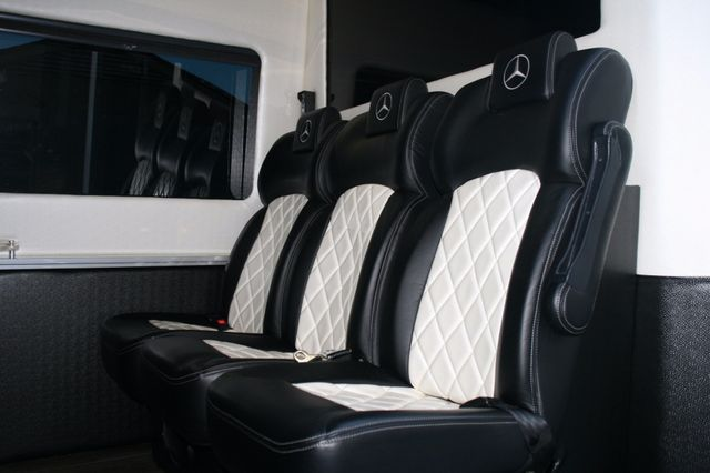 2016 Mercedes-Benz Sprinter Chassis-Cabs Custom Houston, Texas 7