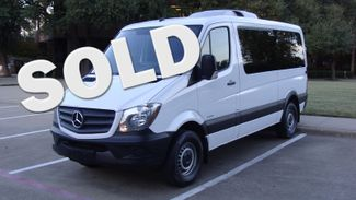 2016 Mercedes-Benz Sprinter Passenger Vans Richardson, Texas