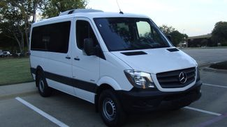 2016 Mercedes-Benz Sprinter Passenger Vans Richardson, Texas 1