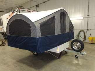 2016 Micro-Lite P'UP Pop Up M/C Trailer Mandan, North Dakota 2