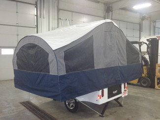 2016 Micro-Lite P'UP Pop Up M/C Trailer Mandan, North Dakota 3