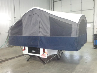 2016 Micro-Lite P'UP Pop Up M/C Trailer Mandan, North Dakota 4