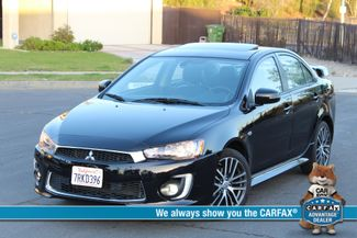 2016 Mitsubishi LANCER GT SEDAN ONLY 8K ORIGINAL MLS LEATHER AUTOMATIC KEYLESS ENTRY Woodland Hills, CA