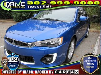 2016 Mitsubishi Lancer ES | Louisville, Kentucky | iDrive Financial in Lousiville Kentucky