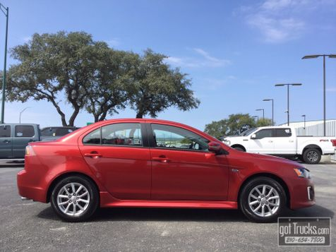 2016 Mitsubishi Lancer ES 2.0L I4  | American Auto Brokers San Antonio, TX in San Antonio, Texas