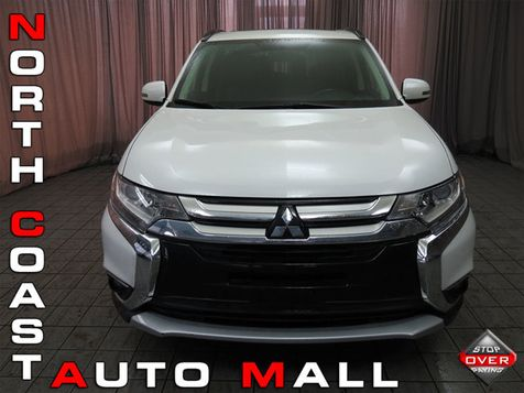 2016 Mitsubishi Outlander SEL in Akron, OH