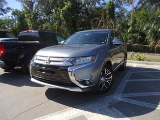 2016 Mitsubishi Outlander SE 7-PASSENGER. CAMERA. PUSH START. HTD SEATS SEFFNER, Florida