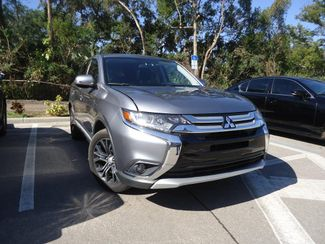 2016 Mitsubishi Outlander SE 7-PASSENGER. CAMERA. PUSH START. HTD SEATS SEFFNER, Florida 6