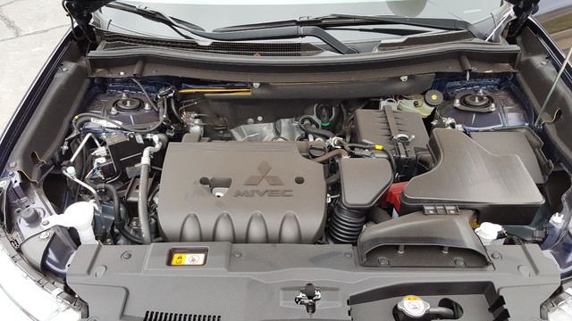 2016 Mitsubishi Outlander ES St. George, UT 0