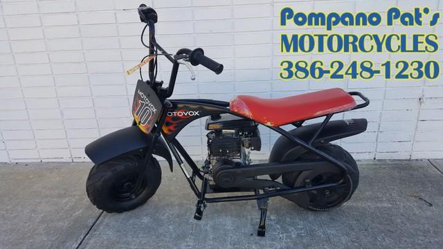 2016 Motovox Mini Bike Daytona Beach, FL 0