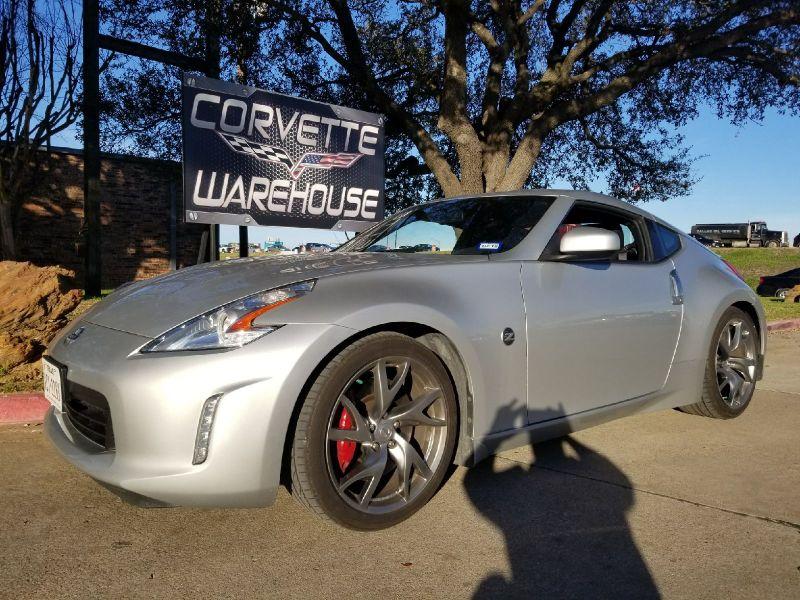 2016 Nissan 370Z Sport Auto, CD Player, Alloys, Only 20k! | Dallas, Texas | Corvette Warehouse