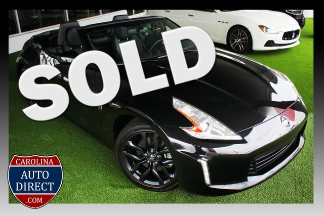 2016 Nissan 370Z Touring - NAVIGATION - COOLED LEATHER! Mooresville , NC 0