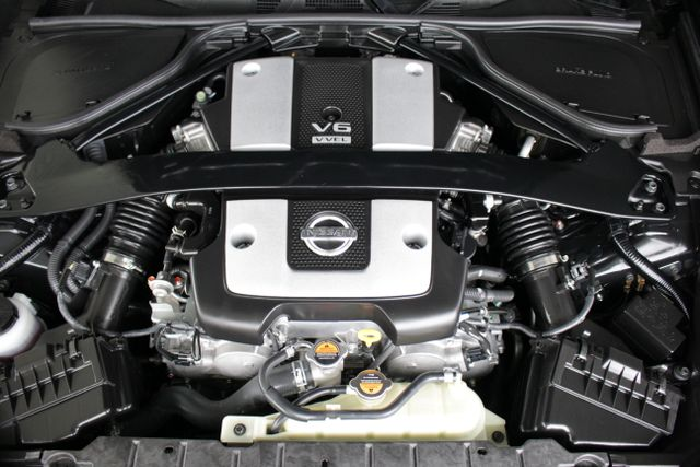 2016 Nissan 370Z Touring - NAVIGATION - COOLED LEATHER! Mooresville , NC 16