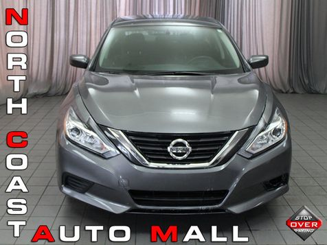 2016 Nissan Altima 4dr Sedan I4 2.5 S in Akron, OH