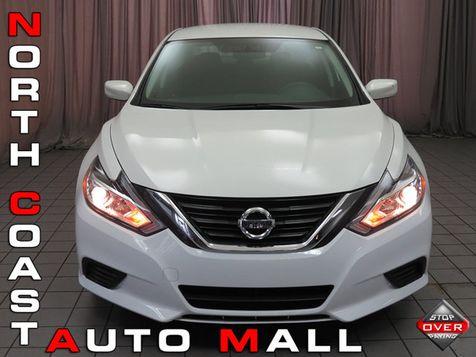 2016 Nissan Altima 4dr Sedan I4 2.5 S in Akron, OH