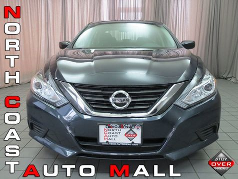 2016 Nissan Altima 4dr Sedan I4 2.5 in Akron, OH