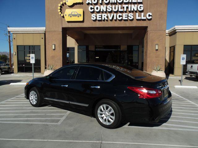 2016 Nissan Altima 2.5 S Bullhead City, Arizona 4