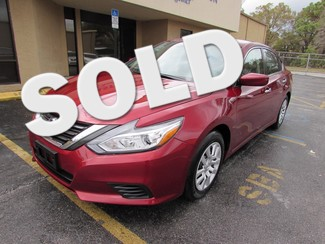 2016 Nissan Altima in Clearwater Florida