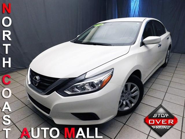 Used 2016 Nissan Altima, $12995