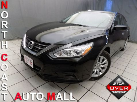 2016 Nissan Altima 2.5 S in Cleveland, Ohio