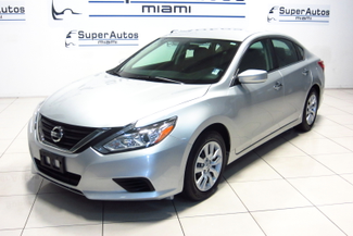 2016 Nissan Altima 2.5 Doral (Miami Area), Florida 1