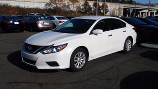 2016 Nissan Altima 2.5 East Haven, CT 1