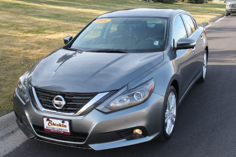 2016 Nissan Altima 35 SL  city MT  Bleskin Motor Company   in Great Falls, MT
