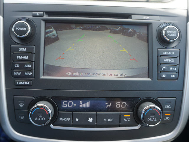 2016 Nissan Altima 2.5 SV Harrison, Arkansas 11