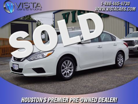 2016 Nissan Altima 2.5 in Houston, Texas