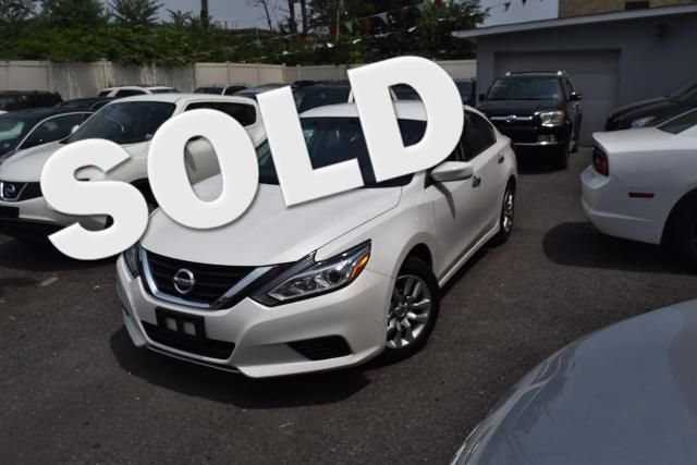 2016 Nissan Altima 2.5 Richmond Hill, New York 0