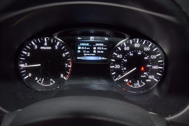 2016 Nissan Altima 2.5 Richmond Hill, New York 11
