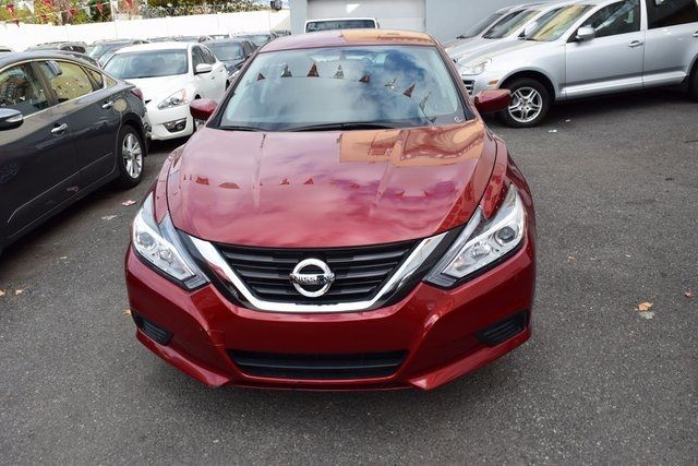 2016 Nissan Altima 2.5 S Richmond Hill, New York 2