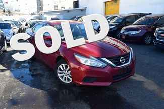 2016 Nissan Altima 2.5 Richmond Hill, New York