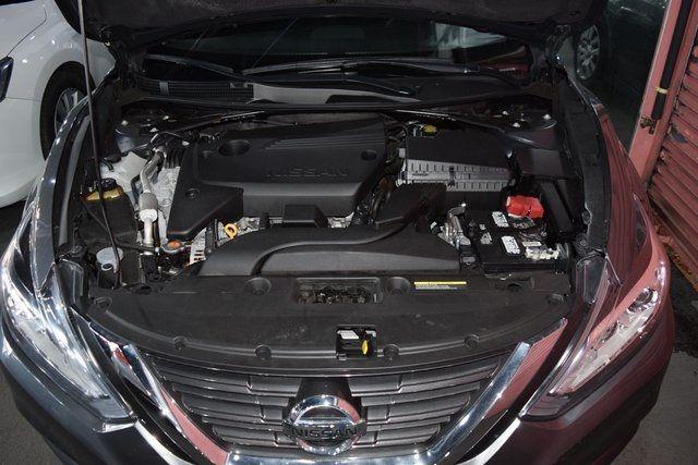 2016 Nissan Altima 2.5 Richmond Hill, New York 4