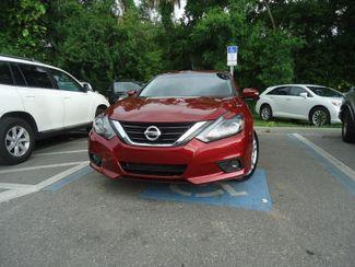 2016 Nissan Altima 3.5 SL TECH. NAVI. SUNRF. BLIND SPOT SEFFNER, Florida 7