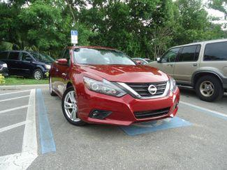2016 Nissan Altima 3.5 SL TECH. NAVI. SUNRF. BLIND SPOT SEFFNER, Florida 8