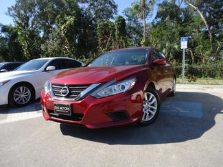2016 Nissan Altima 2.5 S SEFFNER, Florida