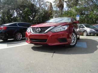 2016 Nissan Altima 2.5 S W/ BACK UP CAMERA SEFFNER, Florida