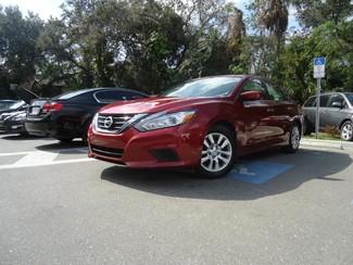 2016 Nissan Altima 2.5 S W/ BACK UP CAMERA SEFFNER, Florida 2